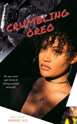 Crumbling Oreo Book Cover