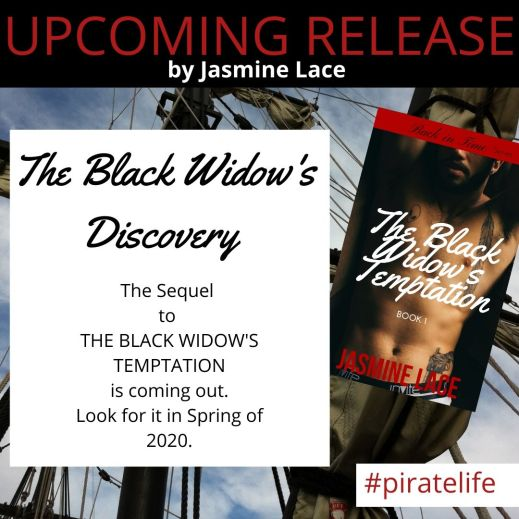 black widow discovery